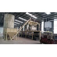 Wholesale Fireproof Composite Insulation Wall Panel Forming Machine , Sandwich Wall Panel Machine from china suppliers