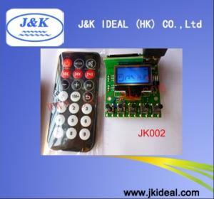 Wholesale Brasil USB SD recorder WAV WMA MP3 PCBA JK002 from china suppliers