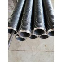 Wholesale Hollow Self Drilling Anchors Bolt / Rods Easy Installation GB / API Certification from china suppliers