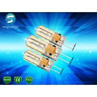 China high brigh G4 LED Bulb SMD2835 SMD3014 AC DC 12v 24v, LED G4 3 Watt 12V Bulb wholesale