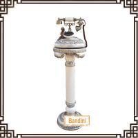 Wholesale vintage telephone ;retro telephone;antique telephone with rotary dial key TL0208WS+8819WS from china suppliers