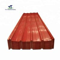 Wholesale Cold Pressing Formed Galvanized Steel Sheet , Galvanized Steel Roofing Sheets from china suppliers