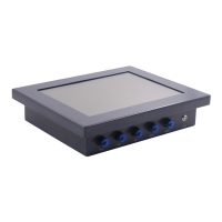 Wholesale 2RS232 Waterproof Panel Pc , SS Industrial Touch Screen Pc from china suppliers