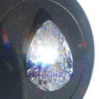 Wholesale Zircon (Pear Shape) of CZ from china suppliers