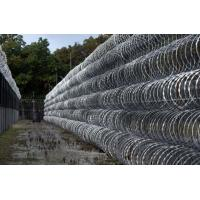 Wholesale Galvanized / PVC Coated Razor Barbed Wire from china suppliers