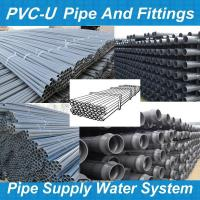 Wholesale UPVC Pipe from UPVC Pipe Supplier