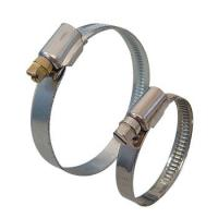 ventilation clamp with rubber