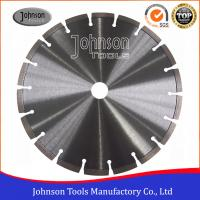 Wholesale Fast Cutting 250mm Diamond Circular Saw Blades Hand Tool Concrete Cutting Blade from china suppliers