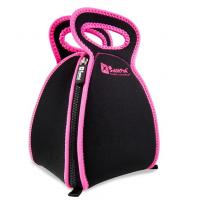 Wholesale neoprene picnic bag with 4 zipper, open completely, it likes a table cloth to take food from china suppliers