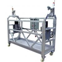 Buy cheap High Reliability Window Washer Platform Electrical Driven Easy Operation from wholesalers