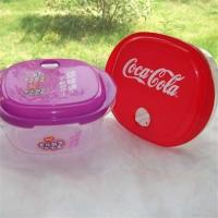 Wholesale Plastic food containers, microwave containers,lunch boxes from china suppliers