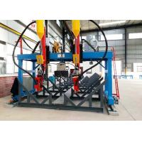 Wholesale 200-800 Mm Web Width H Beam Production Line LMH-5000 Automatic Customized Rail Distance from china suppliers
