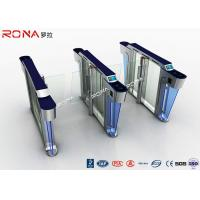 Wholesale Security Swing Speed Gate Turnstile 304 Stainless Steel Materials Mechanical Structure from china suppliers