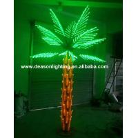 Wholesale outdoor led palm tree lights from china suppliers