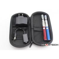 Wholesale Rechargeable CE4 Evod Electronic Cigarette Starter Kits With Double E-Cigs from china suppliers