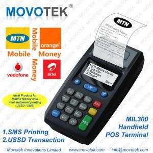 Movotek GPRS POS Machine with RFID Reader and Thermal Printer