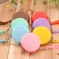 China silicone coin purse silicone macaron purse silicone coin purse wholesale