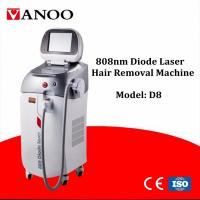 Wholesale Micro Cooling System 808nm Diode Laser Hair Removal Machine For Armpit Hair from china suppliers