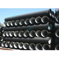 Buy cheap BSEN598 Standard Ductile Iron Pipe High Alumina Cement Mortar Lining Anti Rust from wholesalers