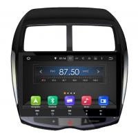 Wholesale 10.1  Inch Mitsubishi Car DVD / Vehicle Dvd Player Android Version 7.x from china suppliers