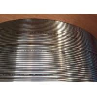 China ASTM A213 TP316L Stainless Steel Tubing 0.5mm~6mm OD With Super Length on sale