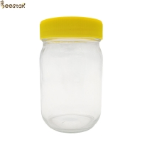 Wholesale Transparent Type A 375ml 750Ml Empty Honey Jars from china suppliers