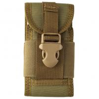 China 500D Nylon Cell Phone Belt Holster / Vest Combat Army Waist Pack wholesale