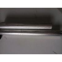 China SS304 Straight Seam Water  Perforated Metal Welded Tubes Fiter Element wholesale