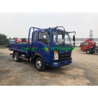 Wholesale Sinotruck Howo 5t 4x2 Light Duty Commercial Trucks from china suppliers