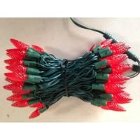 Wholesale c6 led christmas lights red from china suppliers