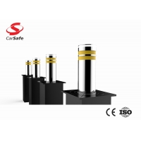 Wholesale 4s Rising Reflective Tape Cylindrical Lifting Bollard 350W from china suppliers