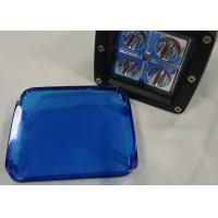 Wholesale Blue Cover For Cube Pods Car Lighting Accessories 12V 2 X 2 LED from china suppliers