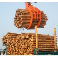 Wholesale Powerful Excavator Grab Attachment Hydraulic Timber Grab / Excavators Wood Grapple from china suppliers
