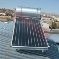 Wholesale Compact Pressure Anode Oxidation Solar Panel Hot Water System For Heating Water from china suppliers