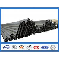 Wholesale ASTM A36 500KGF Design Load 30FT 11.9M Electric Power Pole for Philippines Transmission Line from china suppliers
