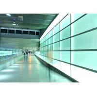China Building Skylight Clear Laminated Safety Glass 3mm to 19mm , Tinted Tempered Glass Walls wholesale