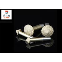 Wholesale High Strength Marble Engraving Tools , CNC Stone Engraving Tools For Making 3D Relief from china suppliers
