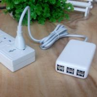 Wholesale new design 6 port usb hub charger from china suppliers