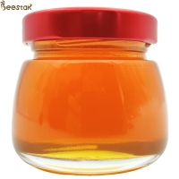 Wholesale 100% Natural Raw Organic Amber Fennel Flower Honey High Purity from china suppliers