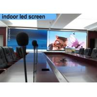 Wholesale Hd Commercial Indoor Led Video Wall Pixel 2.5mm Wall Mounted With No Noise from china suppliers