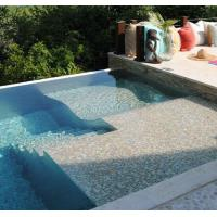 Glass Mosaic Swimming Pool Quality Glass Mosaic Swimming Pool For Sale