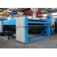 Non Woven Fabric Needle Punching Machine Synthetic Leather Substrate Line