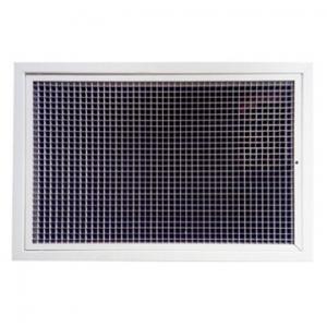 aluminum eggcrate air grille for ventilation(EG-F series)