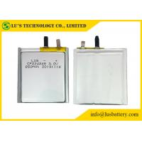 Wholesale CP224248 primary lithium battery 3v 850mah Ultra Thin Battery 850mAh 3v lithium battery CP224248 from china suppliers