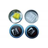 Wholesale Sound Proof Ear Plugs Yellow Color , Swimming Ear Plugs Waterproof 2.4*1.3CM Size from china suppliers