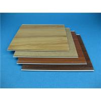 Wholesale Laminate Pattern DIY Natural PVC Wall Panels For Interior Home Decoration from china suppliers