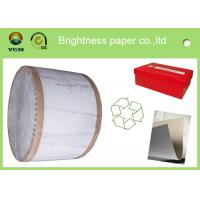 Wholesale Recycled One Side Coated Grey Back Duplex Board Paper Sheet 787 * 1092mm from china suppliers