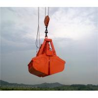 Wholesale 25T Industrial Clamshell Electro Hydraulic Grabs / Grapple for Ship Crane 6 - 12m³ from china suppliers