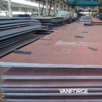Buy cheap S355J5W Flat Structural Steel Plate High Mechanical Pressure Resistance from wholesalers
