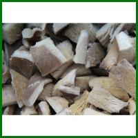 China IQF Frozen Oyster Mushroom Quarter(1/4) on sale